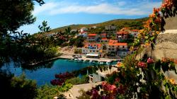 Lovely Town On Korcula Isl In Croatia Hd Desktop Background HD wallpapers
