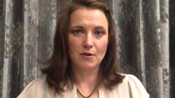Lucy Lawless supports Where Were You (Xenacon 2015)