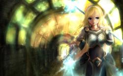 Lux league of legends art