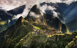 Machu Picchu wallpaper 2560x1600
