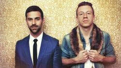 Macklemore backdrop wallpaper