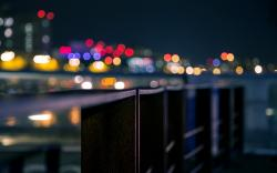 Macro City Lights
