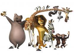 The Movie Madagascar Wallpaper For Ios 7