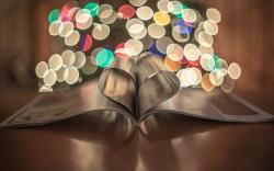 Magazine Heart Love Bokeh