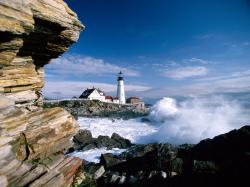 Portland Head Lighthouse Maine photos, wallpapers