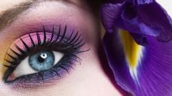 Eye Makeup Wallpaper