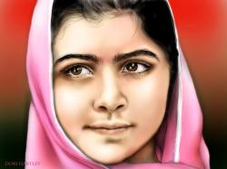 She is now in the heart of every single children who is helpless, who is uneducated and who is fighting for their rights. Malala Yousafzai became a ...