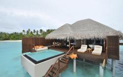Maldives Hotel Bungalow