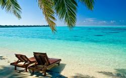 Maldives Tropical Beach