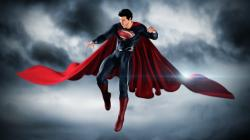 Man of Steel by hyzak