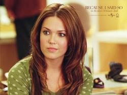 Mandy Moore in Because I Said So Wallpaper 3