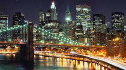 Manhattan Bridge New York City New York State United States