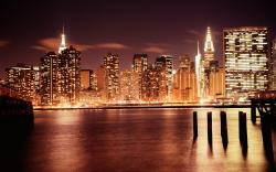 Manhattan night 1