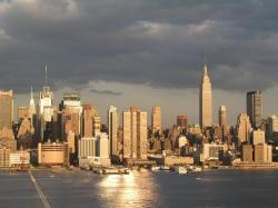 New York Manhattan Skyline 2560x1920 wallpaper