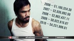 Manny Pacquiao knew about his money problems back in 2010, remember Vision Quest | LGv2