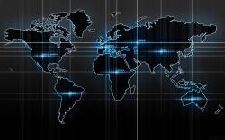 World Map 1920x1200