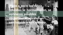 Proyecto Final: Maria Montessori UNIDEP (LED)