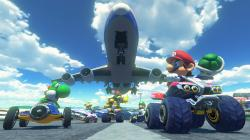 The tracks in Mario Kart 8 aren't exclusively made up of anti-gravity sections, though, so the game won't devolve into a hot mess of players deliberately ...