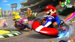 ... Mario Kart 8 Gameplay ...