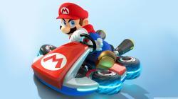 Mario Kart 8 - Mario HD Wide Wallpaper for Widescreen