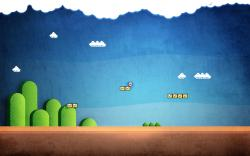 Super Mario Wallpaper for android - Games Backgrounds