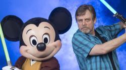 Mark Hamill Walt Disney World Star Wars Weekends Photo Hints at Luke's Episode 7 Look - IGN