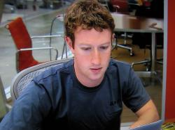 Hackers hit Mark Zuckerberg