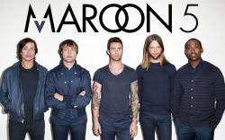"Maroon 5 has a new one – and their fifth album title should come as no surprise to those Roman Numerically inclined, ""V,"" and it's on Interscope."