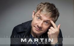 Martin Freeman Wallpaper - Original size, download now.