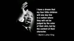 The events leading to the oft-quoted 'I have a dream' speech began in June of that year when President John F. Kennedy asked the US Congress to pass a civil ...