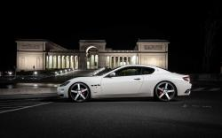 Maserati gran turismo vossen