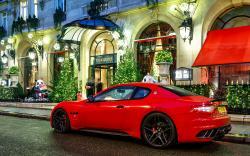 Maserati granturismo novitec tridente