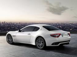 Technical Specifications. Make: Maserati Model: GranTurismo S Automatic