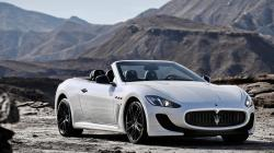 5014 views Maserati GranCabrio MC 2014