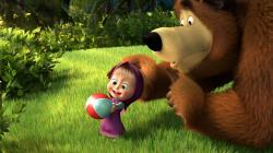 Masha And The Bear | 1280 x 720 | Download | Close