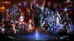 We all know that the Mass Effect trilogy is amazing but every game has its flaws. Mass Effect is a game built on choice. The goofs that happened based on ...