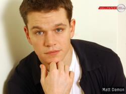 Matt Damon 1600x1200 22664 Wallpapers