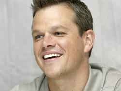Matt Damon 1600x1200 wallpaper