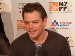 "Matt Damon, Clint Eastwood Discuss ""Hereafter"""