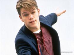 Matt Damon 1024x768 wallpaper