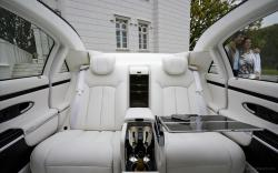 2009 Maybach Landaulet Interior
