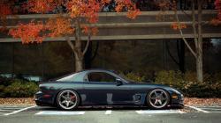 Mazda rx7 Wallpaper