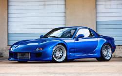 Mazda rx7 tuning