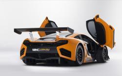 Mclaren 12 Racing Rear