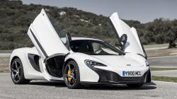 McLaren 650S Coupe Wallpaper