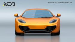 McLaren MP4-12C Comes to Auto Club Revolution®