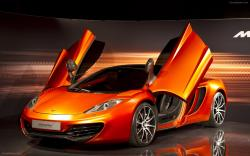 Mclaren MP4 12C Bespoke Edition 2011