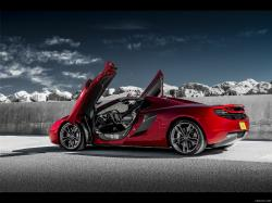 McLaren MP4-12C Images: