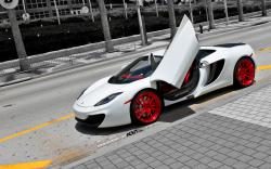Mclaren mp4 adv1 wheels