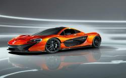 2013 McLaren P1 Concept Image